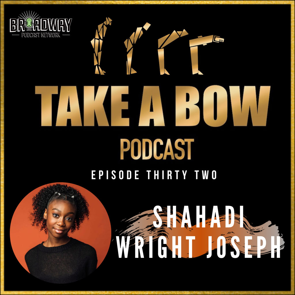 "Take A Bow - #32 - Shahadi chatting with ""Us"""
