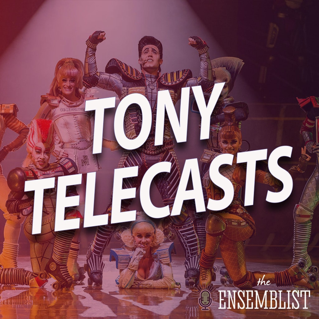 The Ensemblist - #448 - Tony Telecasts (1987 - Les Miserables, Me and My Girl, Rags, Starlight Express)