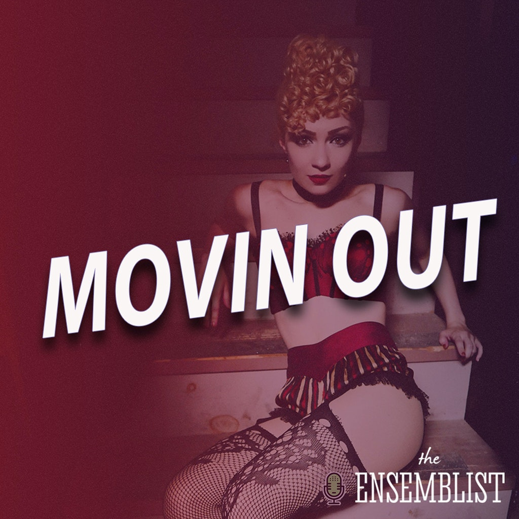 The Ensemblist - #450 - Movin Out (feat. Paloma-Garcia Lee)