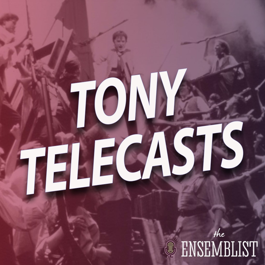 The Ensemblist - #451 - Tony Telecasts (1987 - Les Miserables, Me and My Girl, Rags, Starlight Express - Part 2)