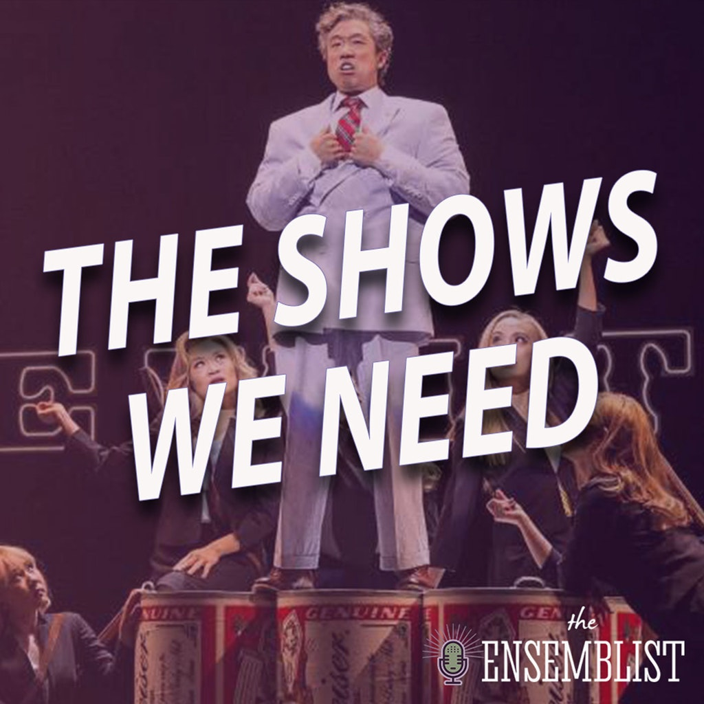 The Ensemblist - #465 - The Shows We Need (Soft Power - feat. Raymond J. Lee)