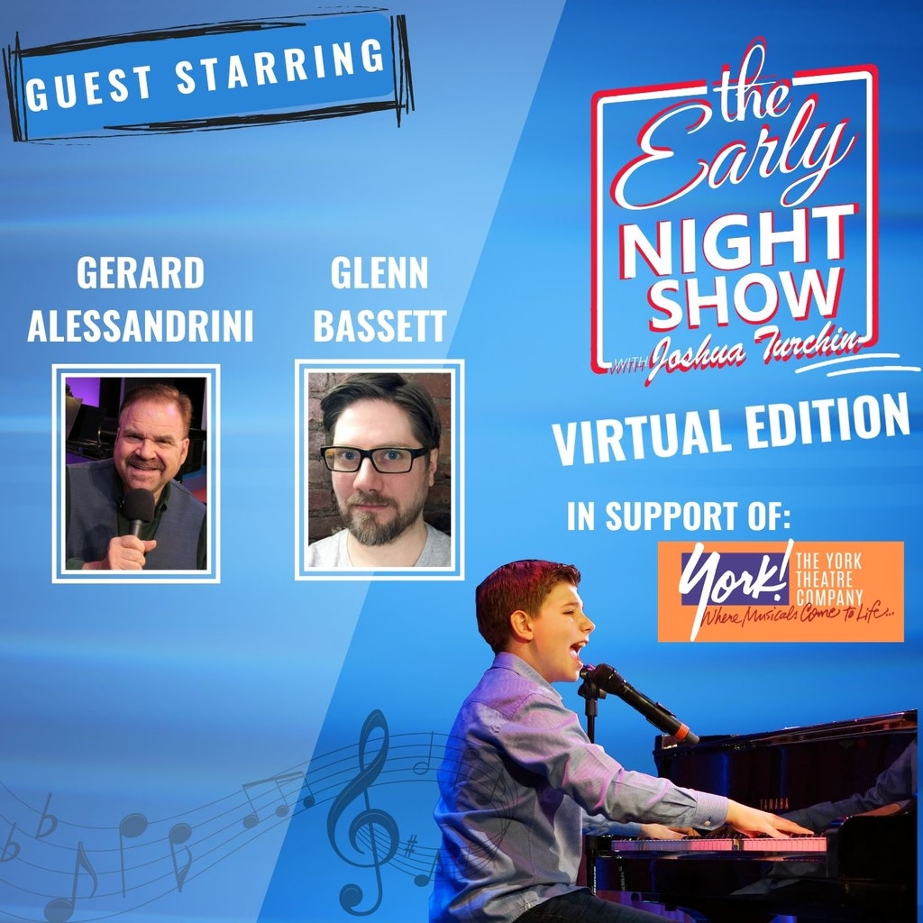 The Early Night Show - S6 Ep3 - Gerard Alessandrini and Glenn Bassett