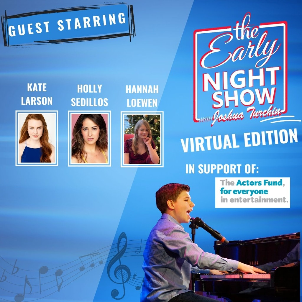 The Early Night Show - S6 Ep4 - Kate Larson, Holly Sedillos, Hannah Loewen