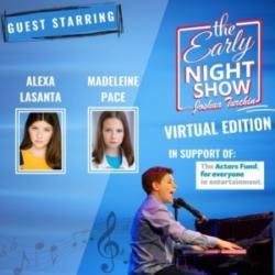 The Early Night Show - S6 Ep5 - Alexa Lasanta, Madeleine Pace