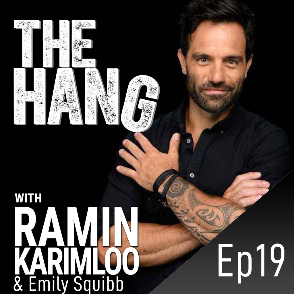 The Hang with Ramin Karimloo - #19 - Hanging with Emily Squibb