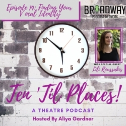 Episode 19: Finding Your Vocal Identity with Lili Roussakis
