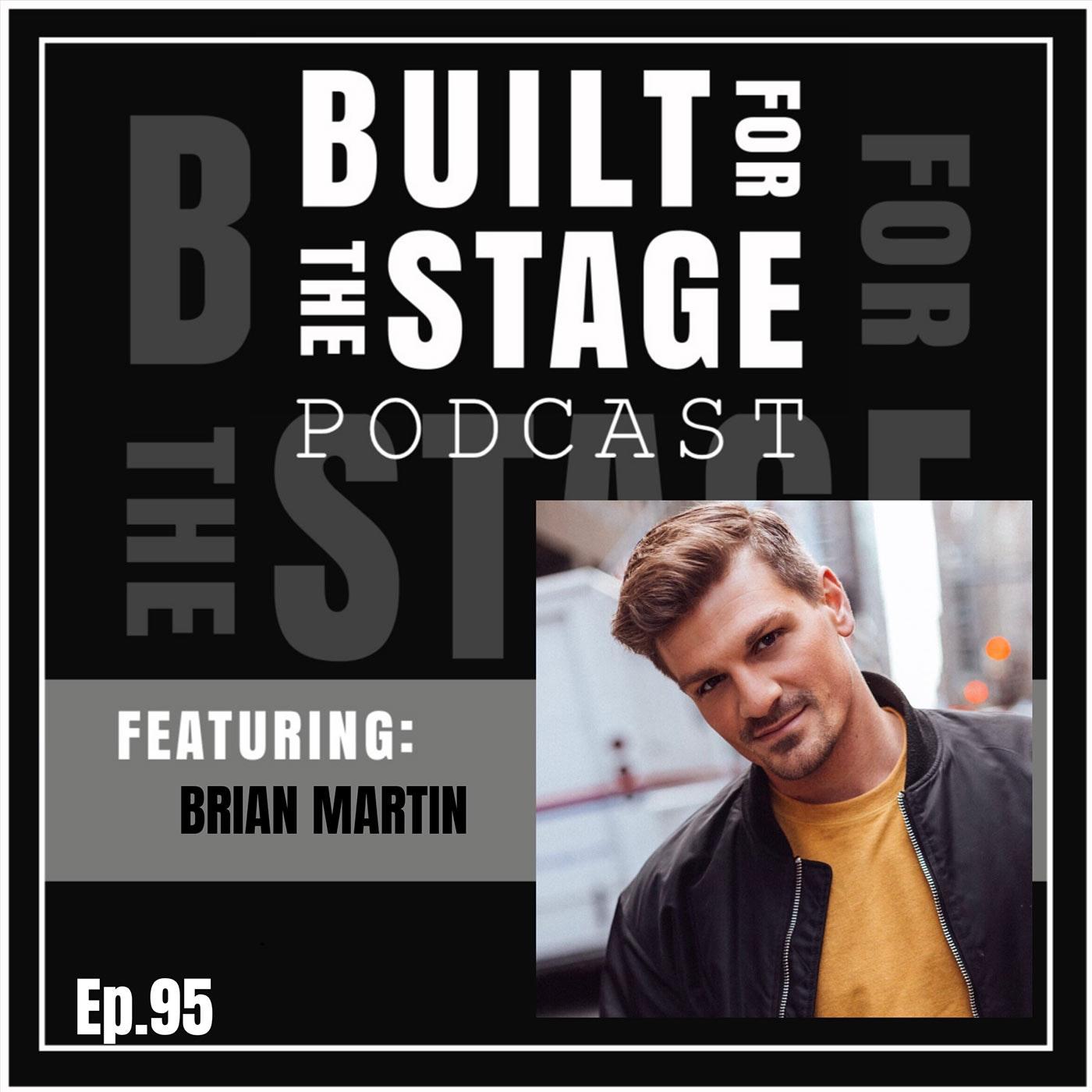 #95 - Brian Martin - MRS DOUBTFIRE
