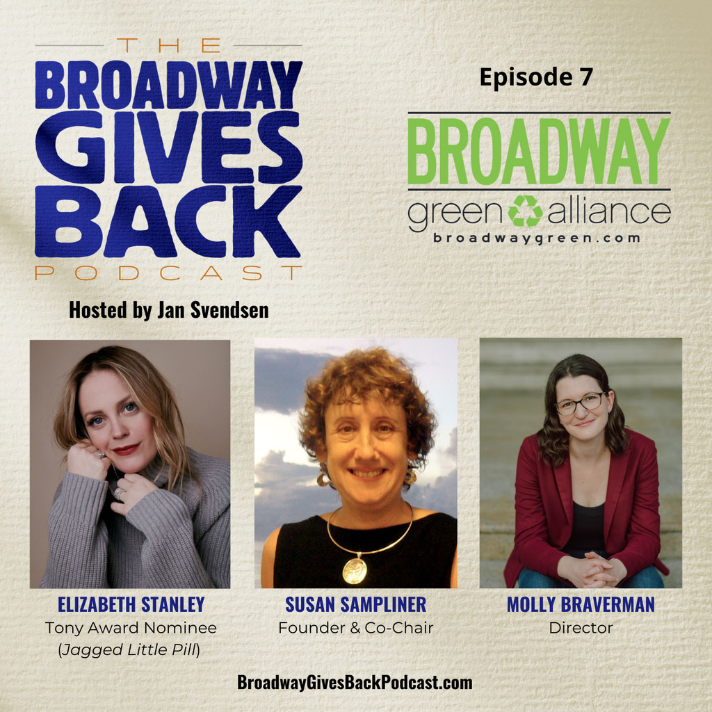 Broadway Gives Back - Ep7: Broadway Green Alliance