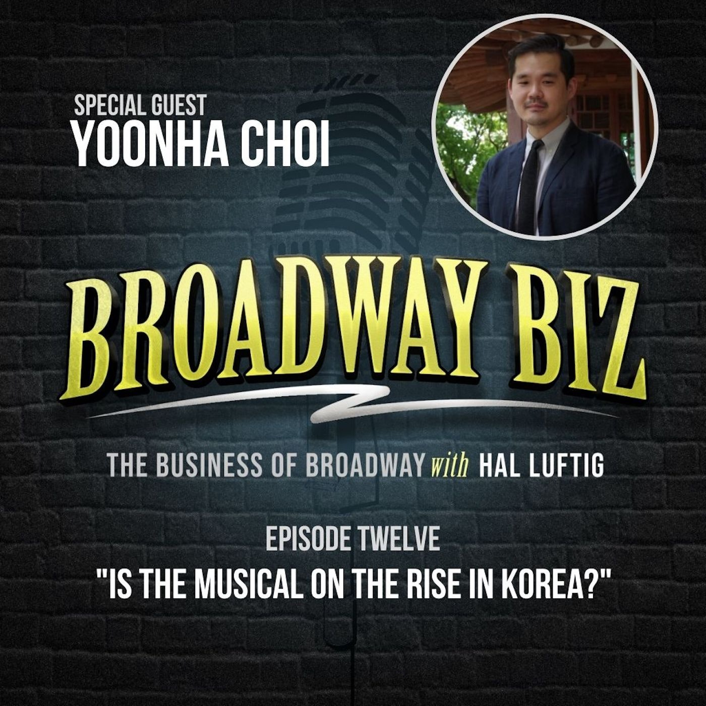 #12 - Is the Musical on the Rise in Korea? with Yoonha Choi