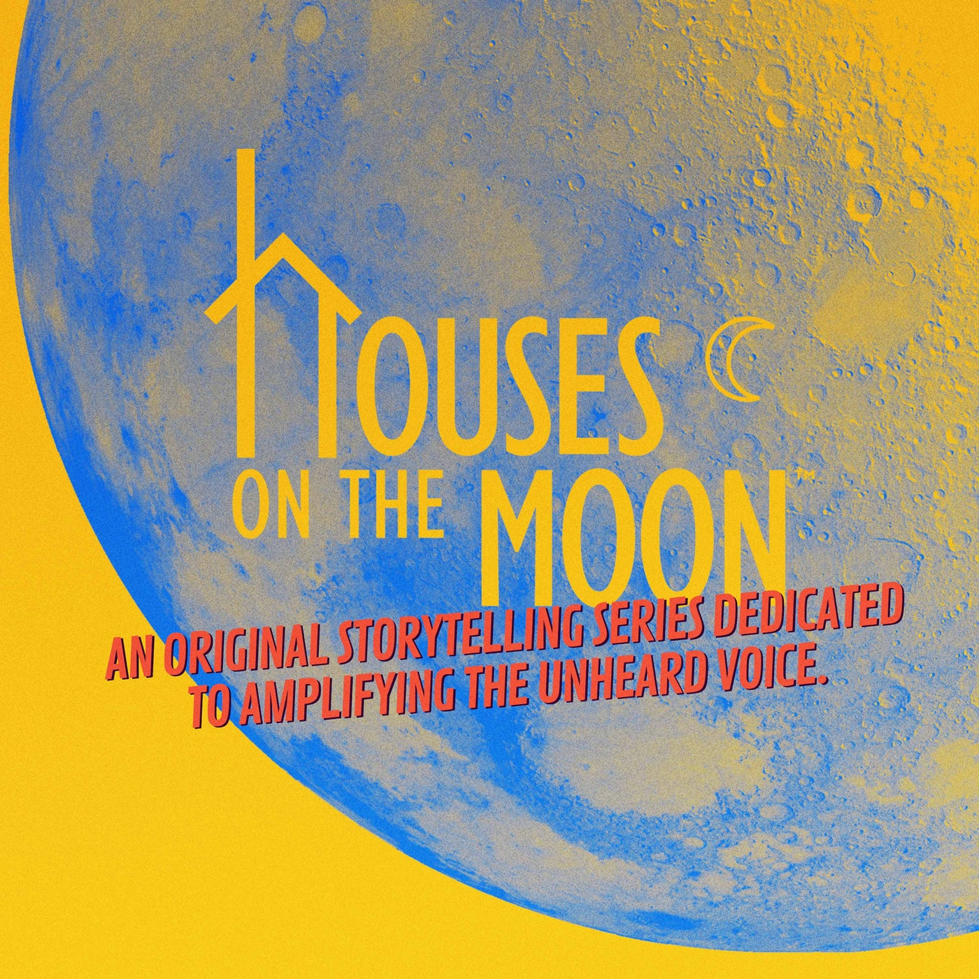 Houses on the Moon - podcast logo