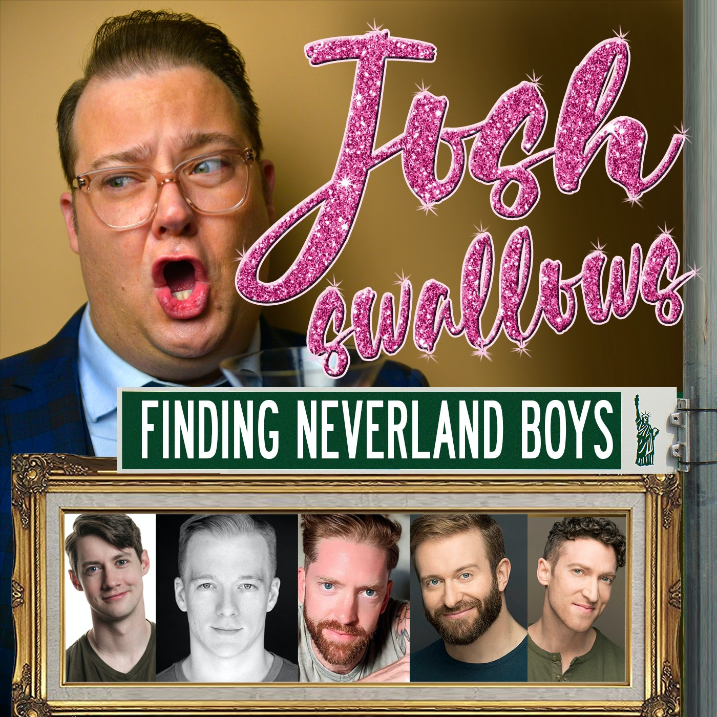 Finding [the] Neverland [boys]: Ryan Worsing, Jonathan Ritter, Colin Cunliffe, Ron Todorowski & Chris Dwan