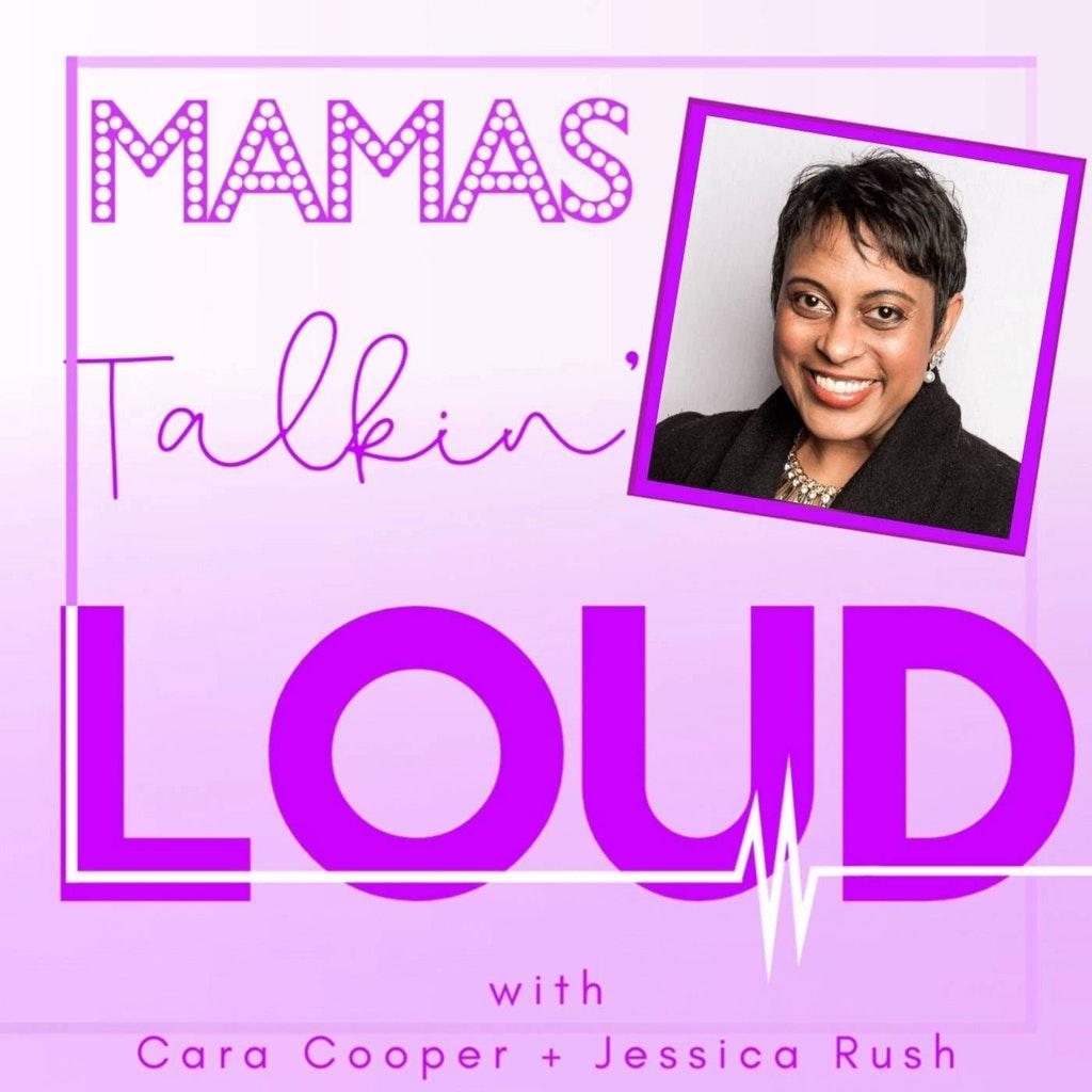 Mama's Talkin' Loud - #53 - Schele Williams, The Theatre Mandate