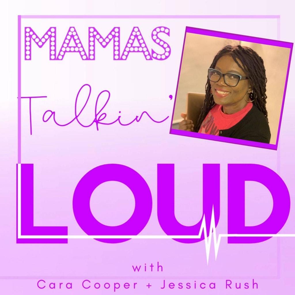 Mama's Talkin' Loud - #54 - Beverly Jenkins, Managing It All: Where Motherhood and Theatre Meet