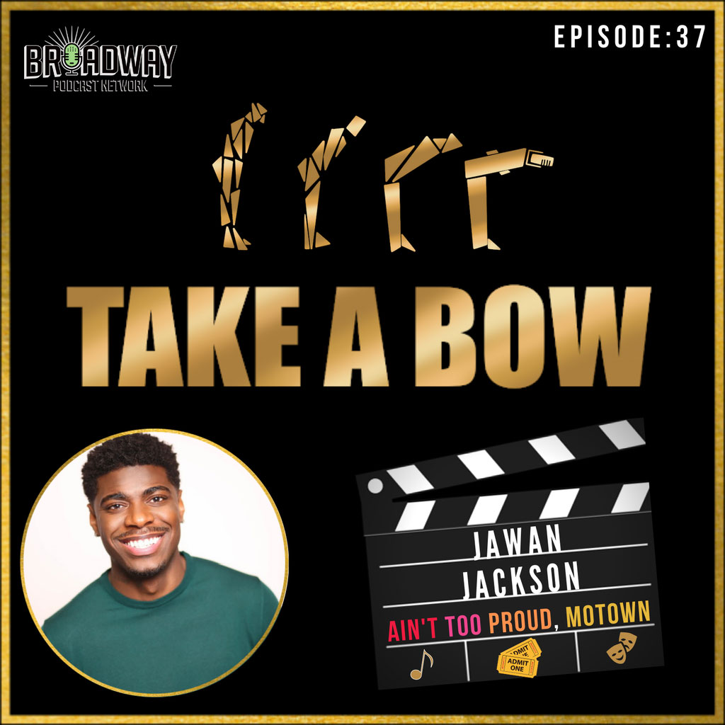 Take A Bow - #37 - Jawan Jackson is a Rolling Stone