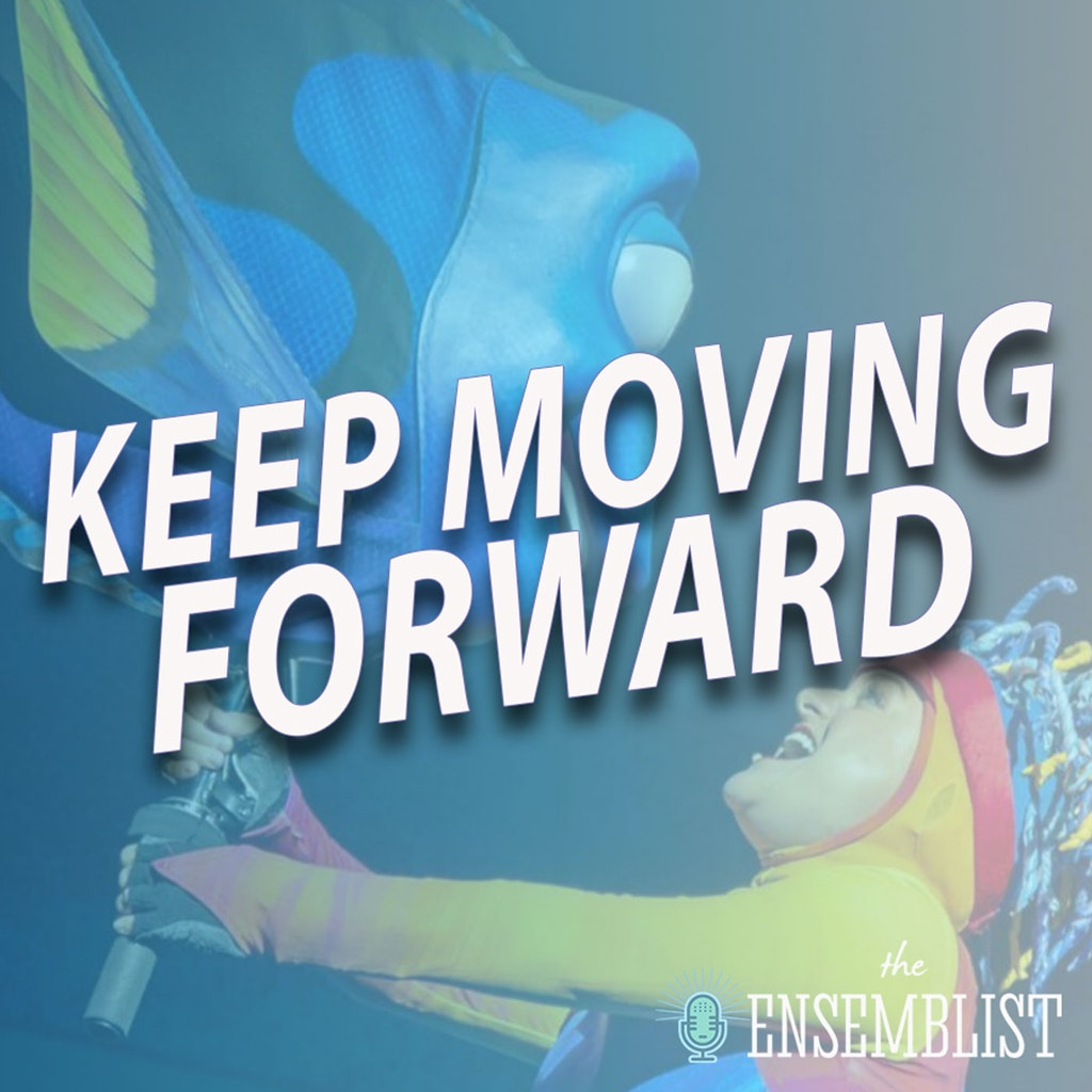 The Ensemblist - #471 - Keep Moving Forward (Walt Disney World, feat. Christina Sivrich)