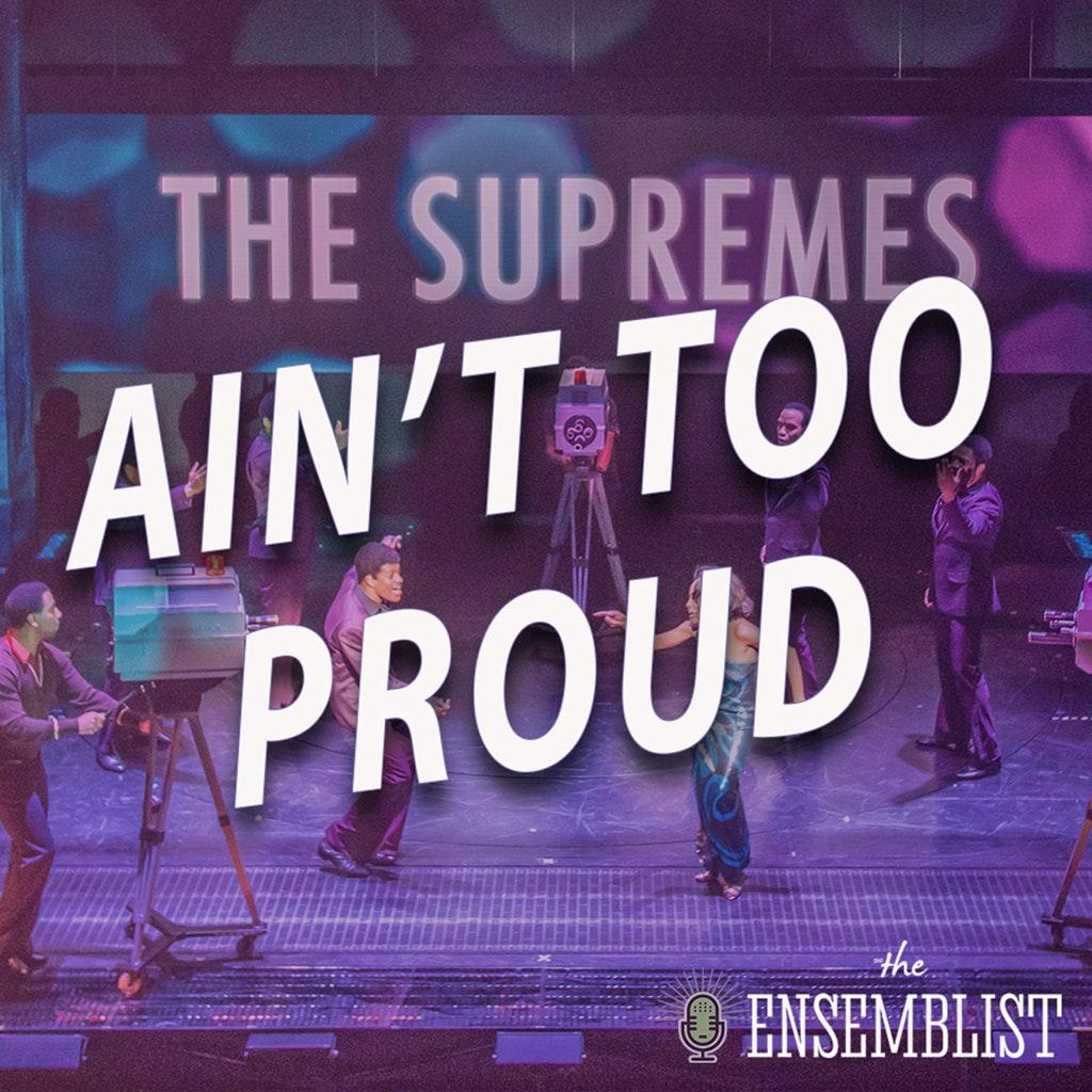 The Ensemblist - #472 - Ain't Too Proud (feat. Shawn Bowers, E. Clayton Cornelius, Rashidra Scott)