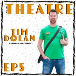Walking Broadway With Tim Dolan