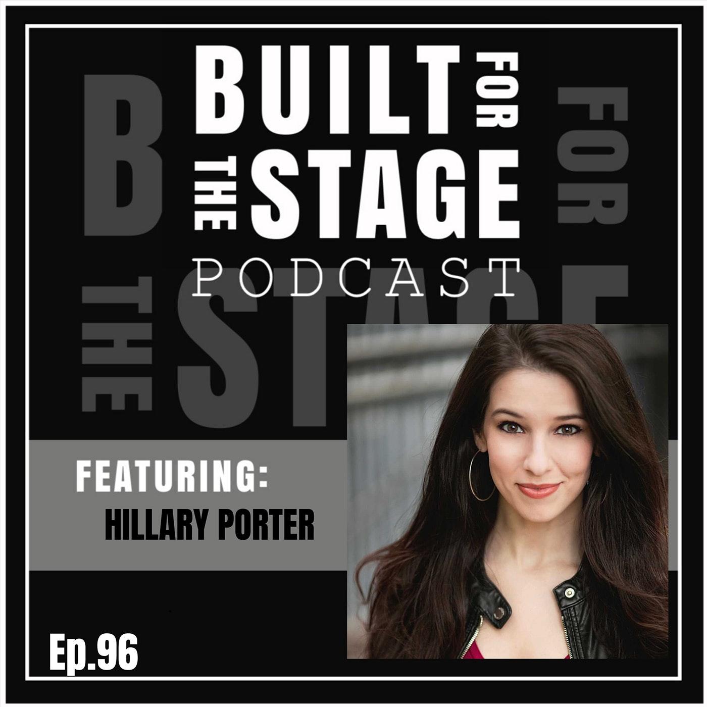 #96 - Hillary Porter - A BRONX TALE