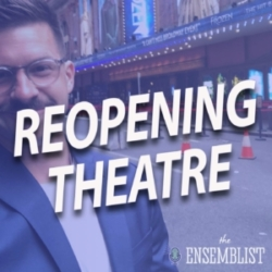 #483 - Reopening Theatre (Frozen Australia - feat. Charlie Williams)