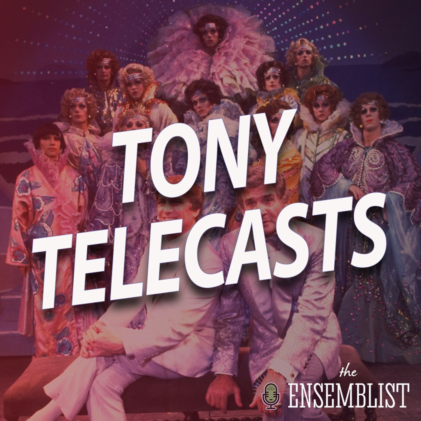 #480 - Tony Telecasts (1984 - Baby, La Cage aux Folles, Sunday in the Park with George, The Tap Dance Kid) Part 2