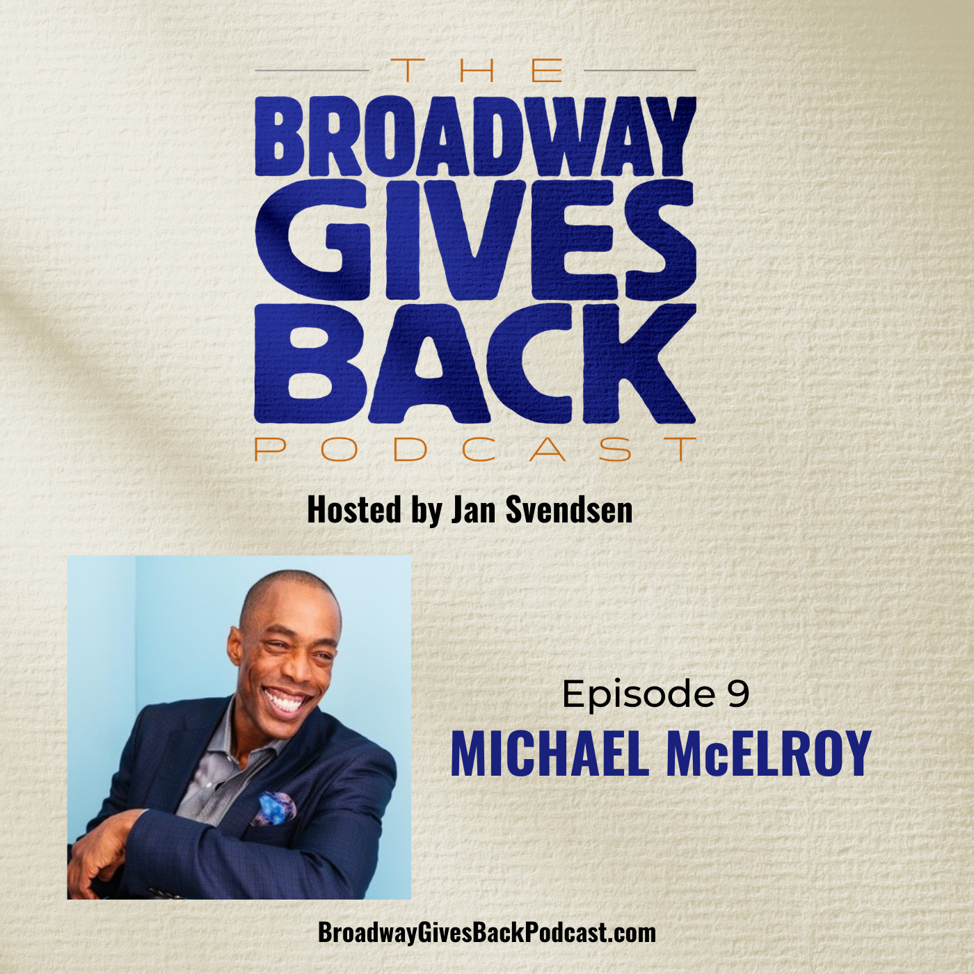 Ep9: Michael McElroy