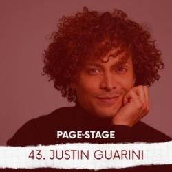 43 - Justin Guarini, Actor & Artrepreneur