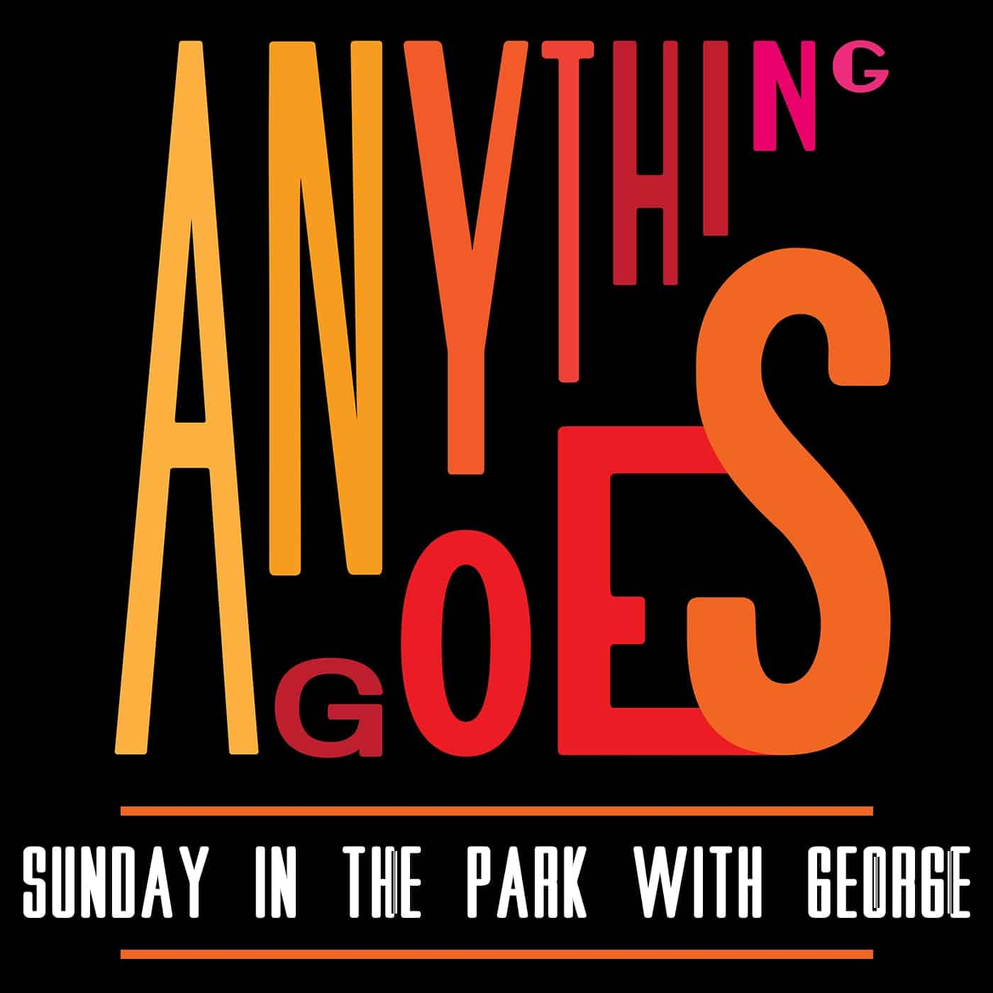 "01 The Making of ""Sunday in the Park with George"""
