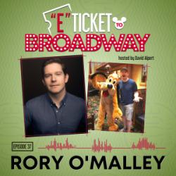 #37 - Rory O'Malley