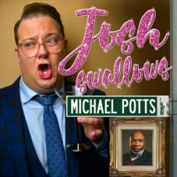 Ep36 - Michael Potts: The Devil Took A Dookie with a Green Dress On