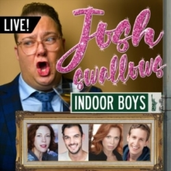 Ep39 - LIVE: INDOOR BOYS - Alex Wyse, Wesley Taylor, Carolee Carmello, & Veanne Cox