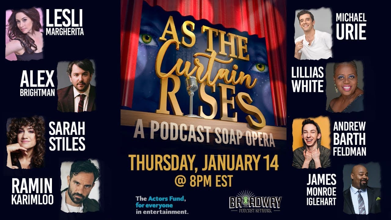 As the Curtain Rises - Live Event