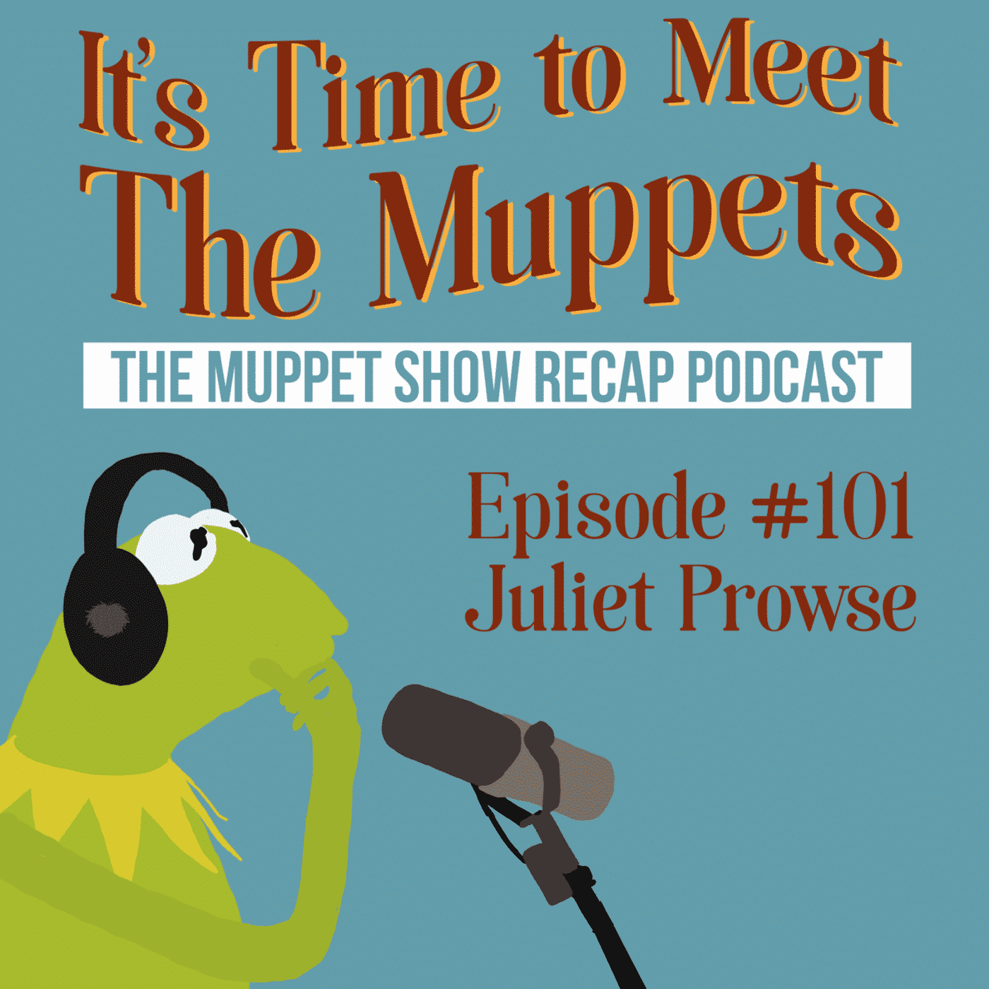 #101: Juliet Prowse | The Muppet Show