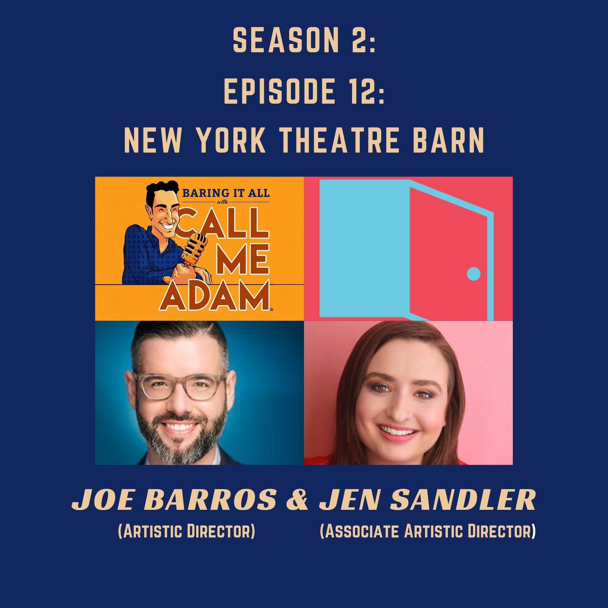 New York Theatre Barn Legacy