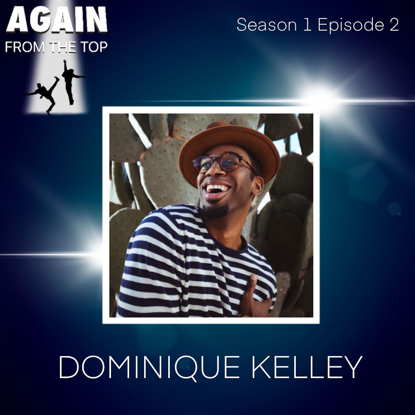 S1/Ep2: DOMINIQUE KELLEY'S HOMEMADE UNITARD AND PENNY LOAFERS