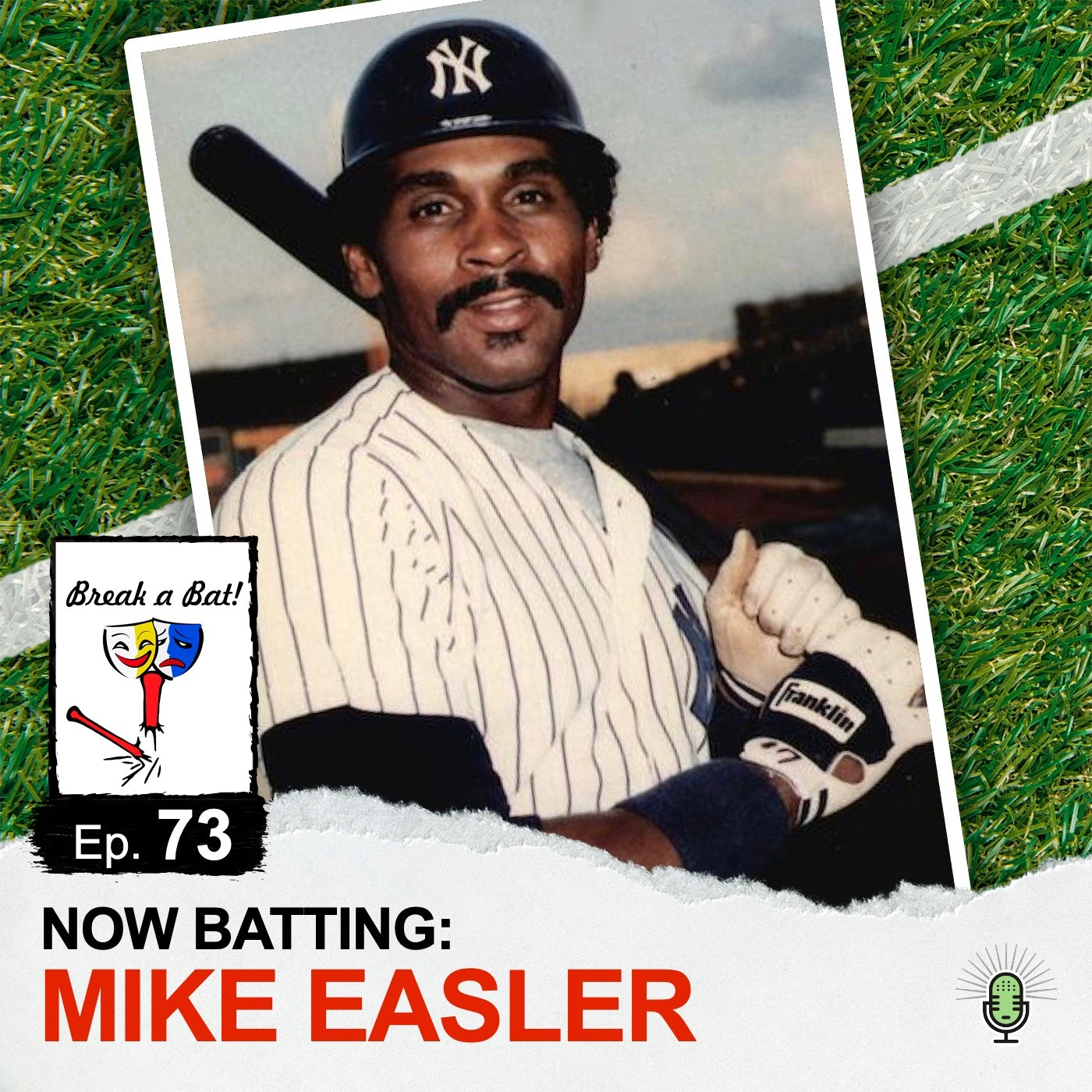 #73 - Now Batting: Mike Easler