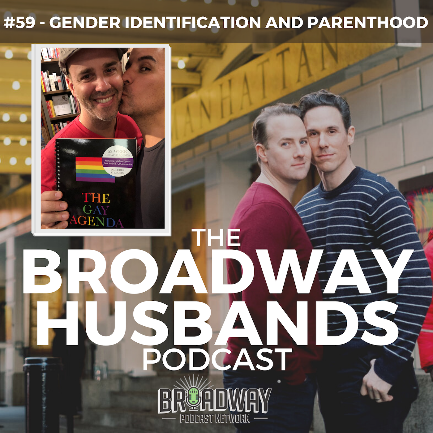 #59 - Gender Identity and Parenthood