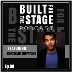 #98 - Christian Thompson - AIN'T TOO PROUD