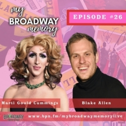 26 - LIVE: Marti Gould Cummings and Blake Allen