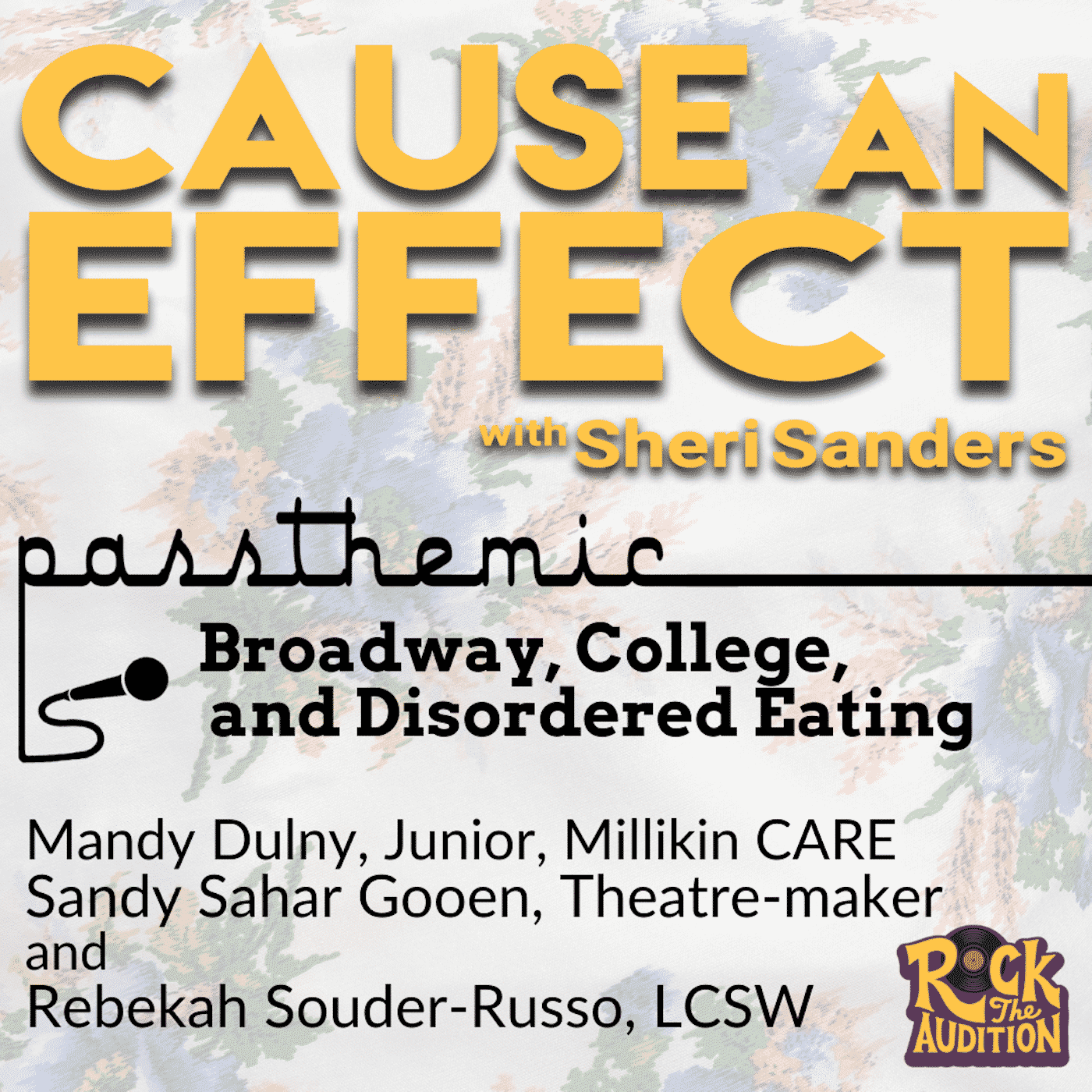 S2/Ep 3: Broadway, College, and Disordered Eating