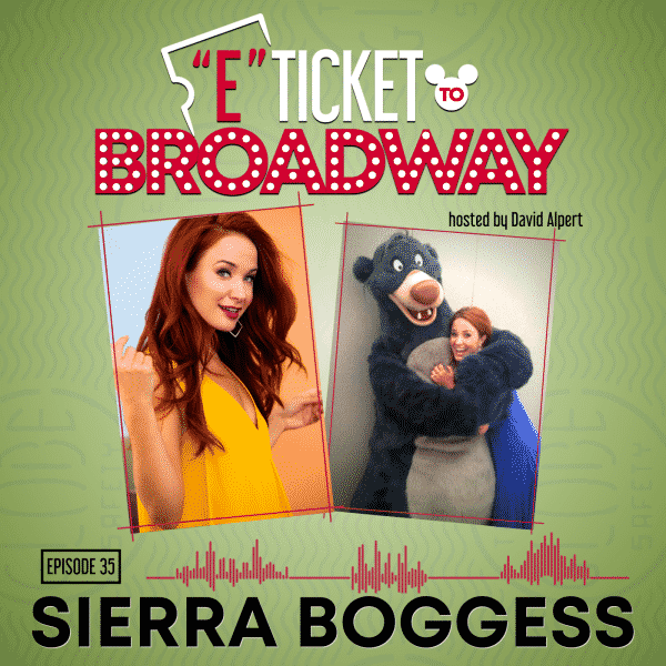 #35 - Sierra Boggess