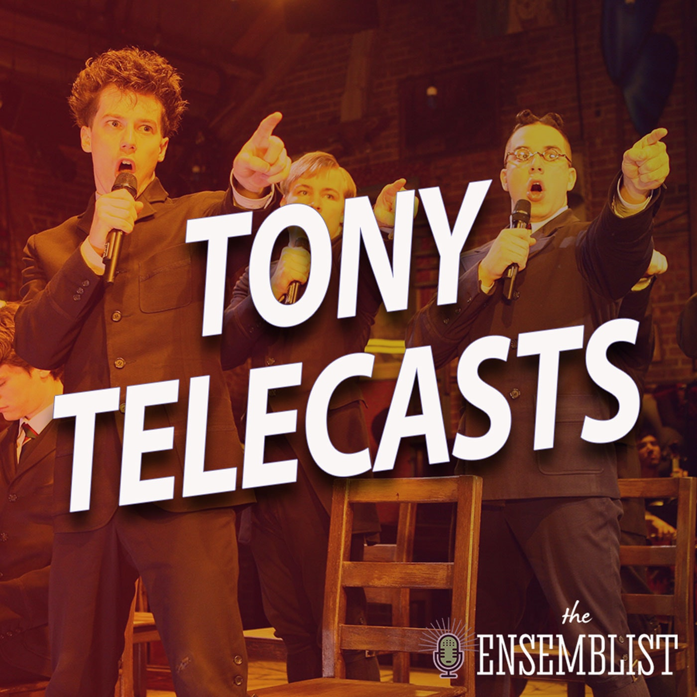 #490 - Tony Telecasts (2007 - Spring Awakening, Curtains, Grey Gardens, Mary Poppins) Part 2