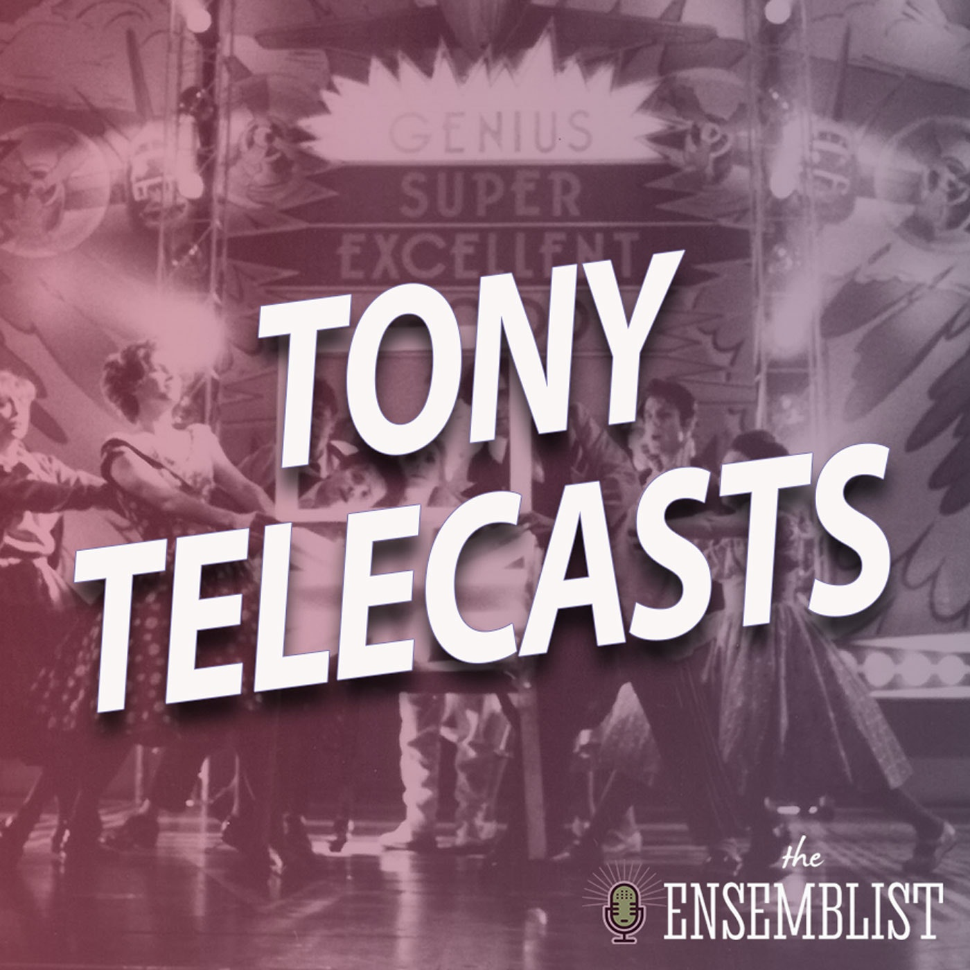 #496 - Tony Telecasts (1993 - Kiss of Spider Woman, The Who's Tommy, Blood Brothers, The Goodbye Girl - Part 1)