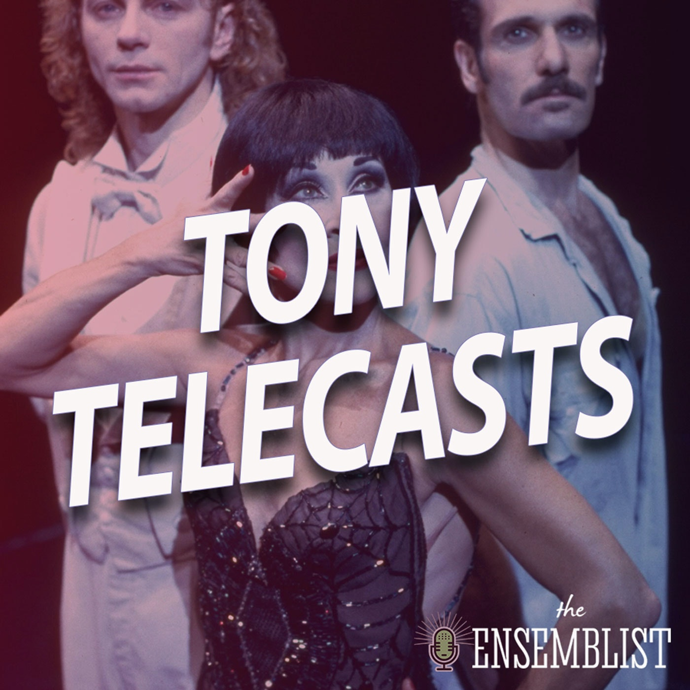 #498 - Tony Telecasts (1993 - Kiss of Spider Woman, The Who's Tommy, Blood Brothers, The Goodbye Girl - Part 2)