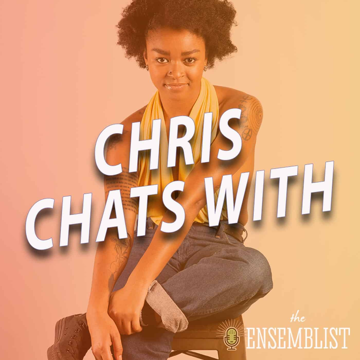 #499 - Chris Chats With (Actors Equity Association)