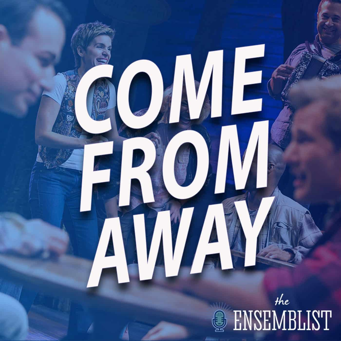 #504 - Come From Away (feat. Jane Bunting, Kevin Carolan, Joel Hatch, Caesar Samayoa)