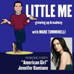 EP40 - Jennifer Damiano - American Girl