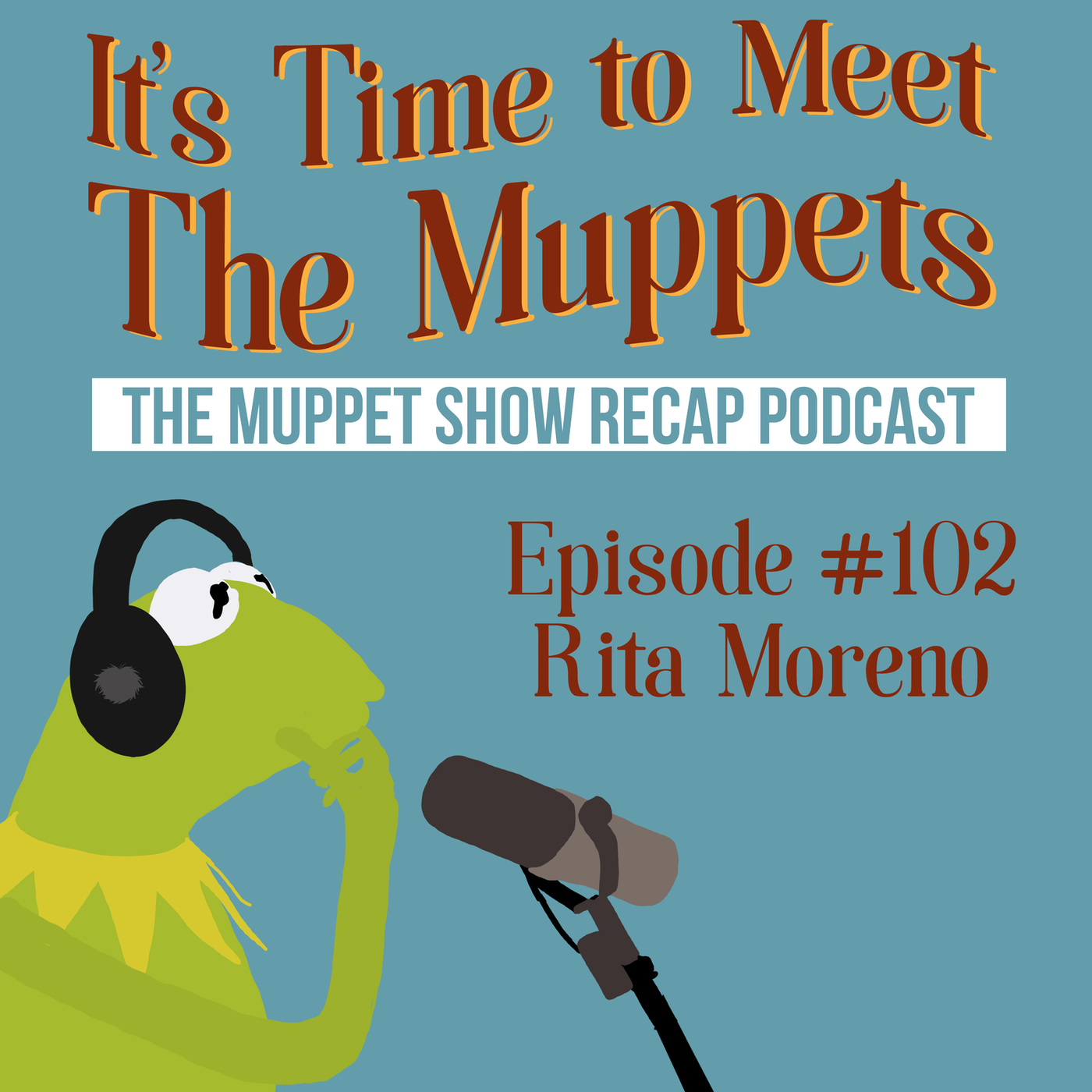 #102: Rita Moreno | The Muppet Show
