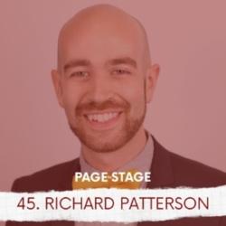 45 - Richard Patterson, International Licensing Director