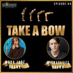 #44 - Maya Jade Frank + Michael Lee Brown