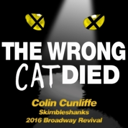 Ep37 - Colin Cunliffe, Skimbleshanks from 2016 Broadway Revival